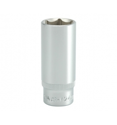 "Llave de Vaso Largo HEX 1/2"" 24 mm."